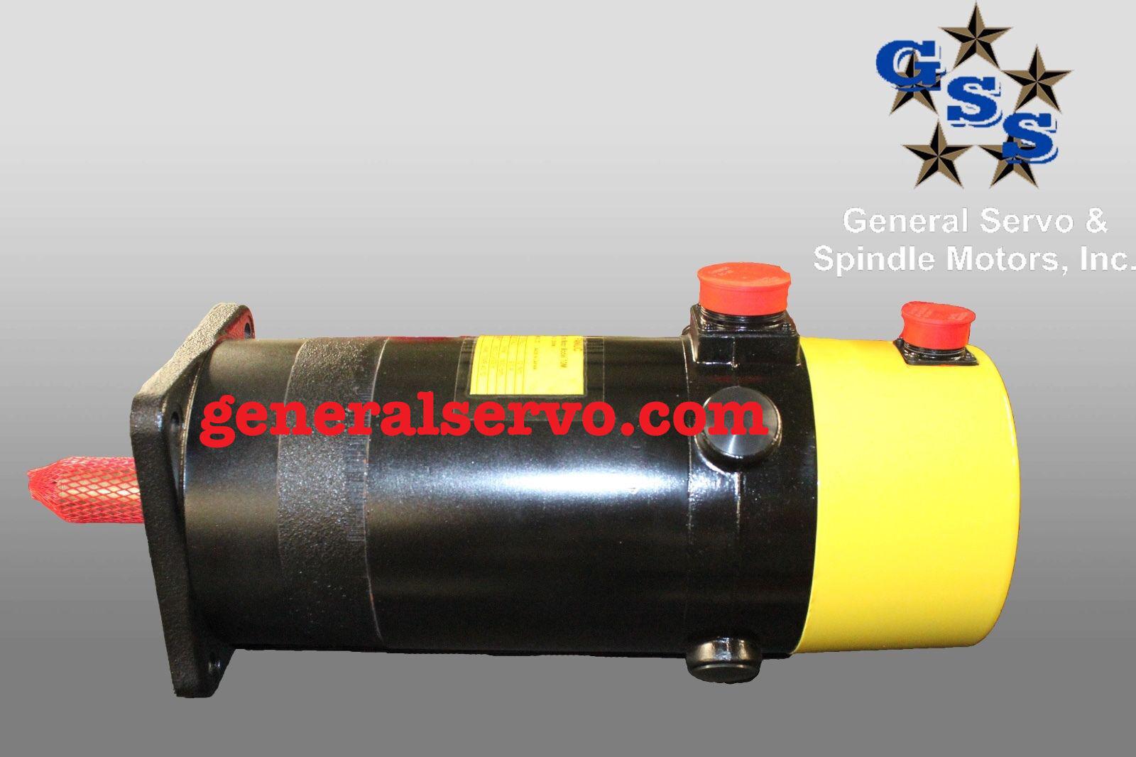 Fanuc A06B-0651-B213 DC MOTOR 10M 3000 P/R W/BRAKE *1 YEAR WARRANTY*